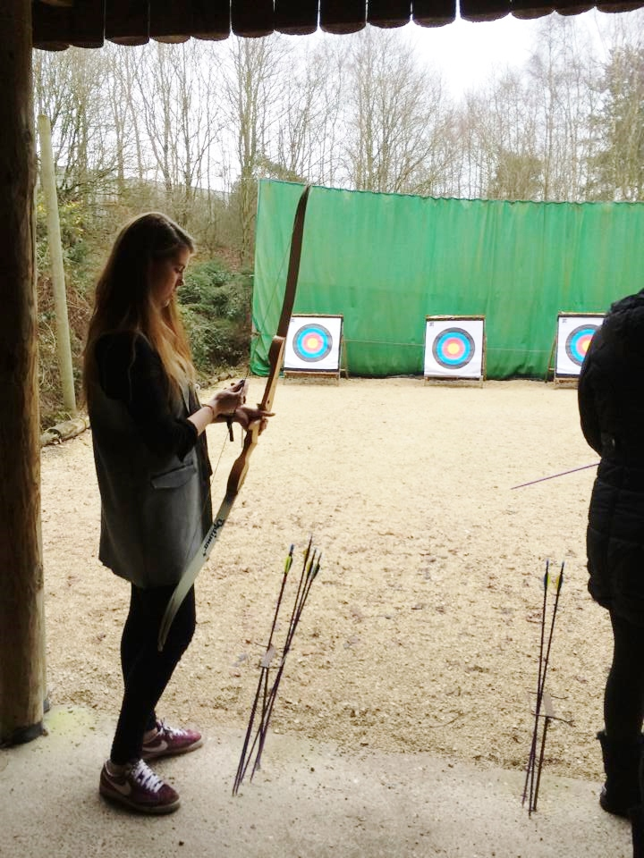 archery-lesson