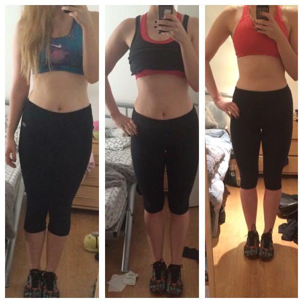health-blogger-fitness-transformation