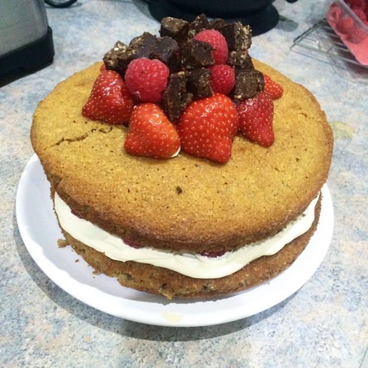 sugar-free-sponge-cake-recipe
