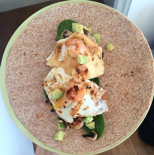 healthy-breakfast-wrap-recipe